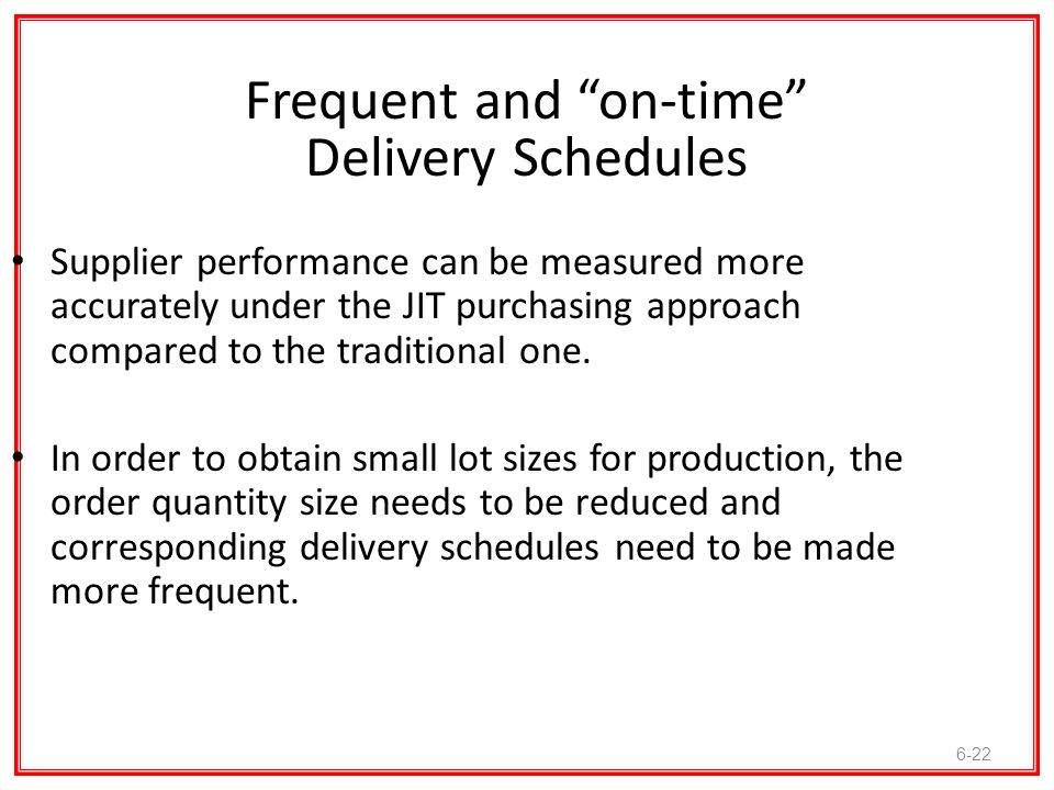 how can lot sizes and inventories be reduced in a lean production system Lean management principles by prof rene t domingo is expected to be inventory free or lean tps is also sometimes called one piece flow production system lot and batch sizes are continuously minimized and reduced as close as possible to one.