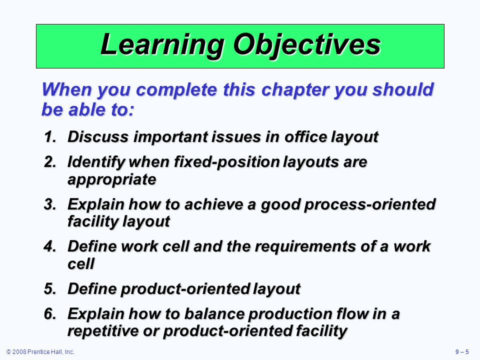 Explain the importance of effective operations management in achieving organisational objectives