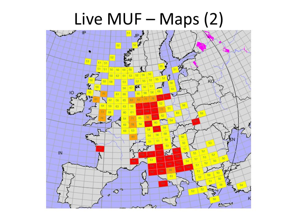 Live MUF – Maps (2) 3 hr average same day 17th June 2003
