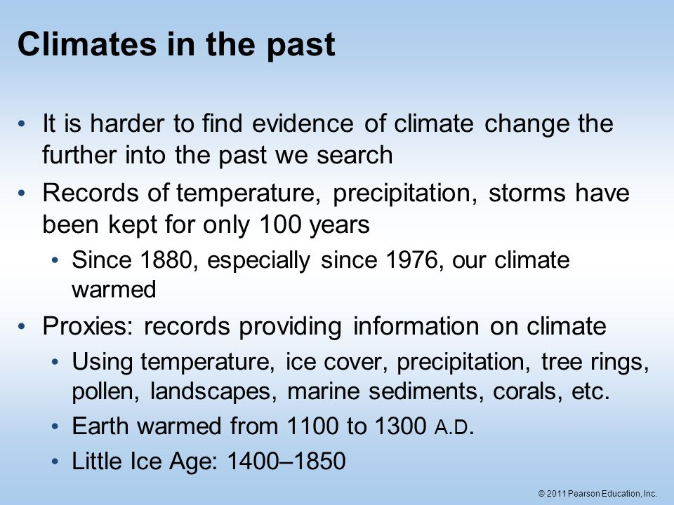 CHAPTER 18 Global Climate Change. - ppt download