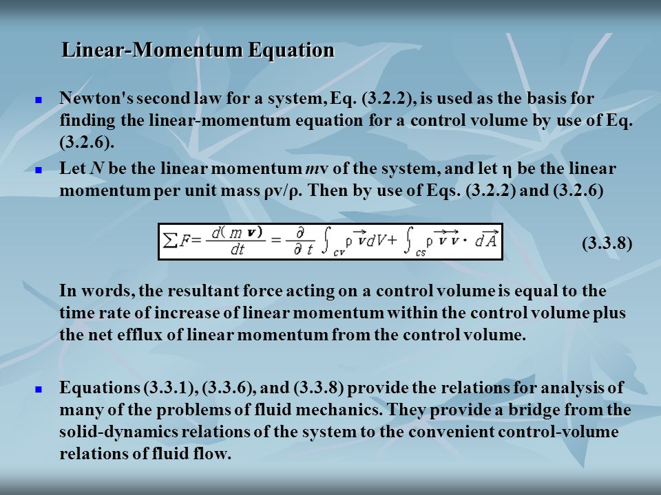 411 study momentum and newtons second