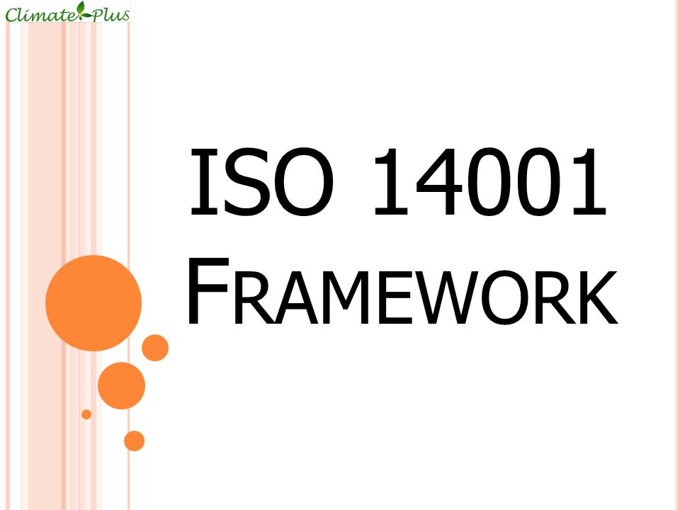 ISO 14001 Framework