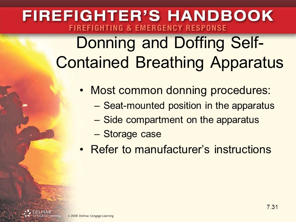 Self Contained Breathing Apparatus Ppt Download