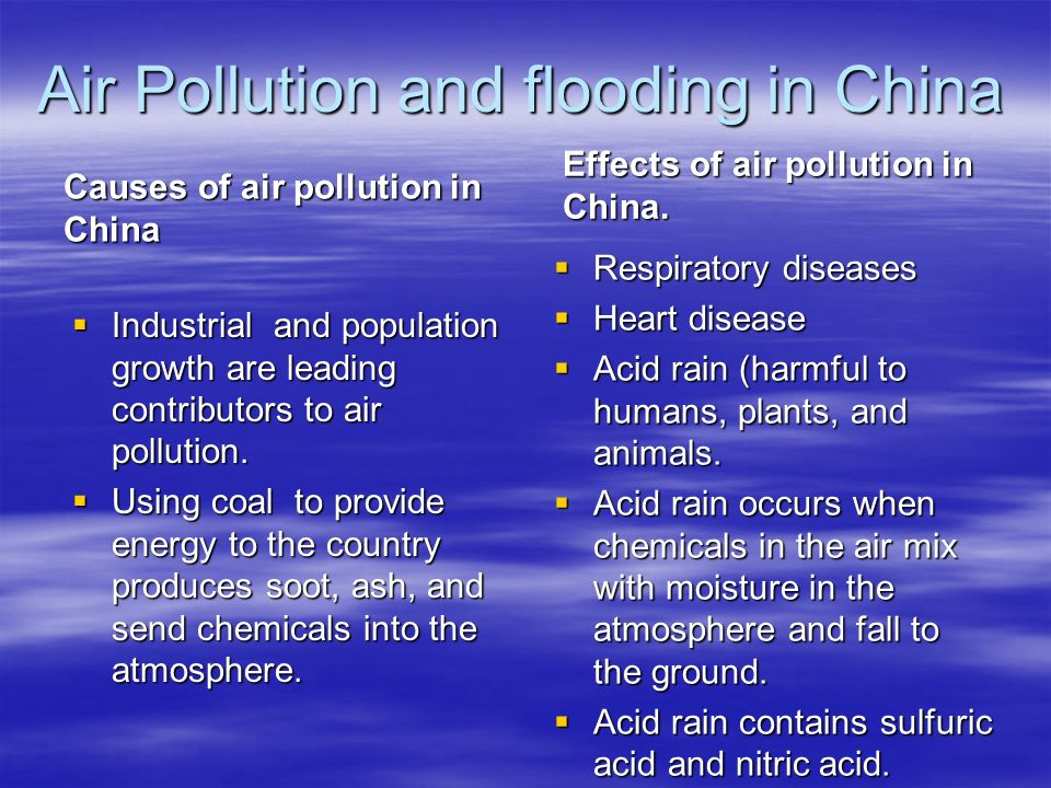 Health Impact of Outdoor Air Pollution in China: Current Knowledge and Future Research Needs