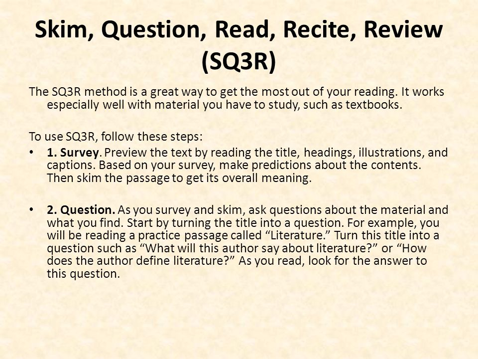 Reading Strategies, Part 1 - ppt video online download