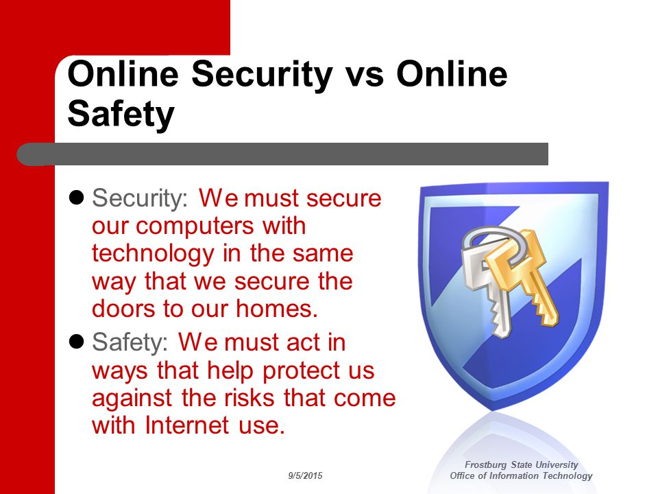 Internet Privacy & Security: 5 Safety Tips