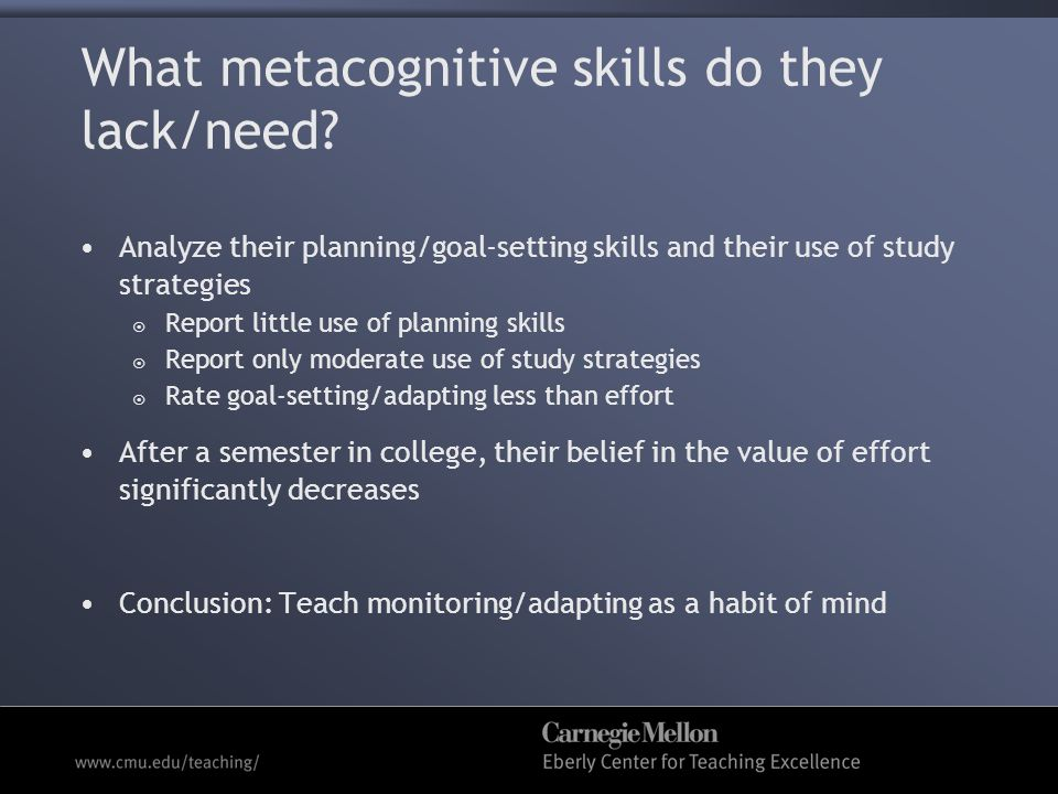 assessment of metacognitive learning skills in Metacognitive assessment verbalisation thinking aloud reflection prompts  hypermedia learning knowledge  metacognitive skills during hypermedia  learning.