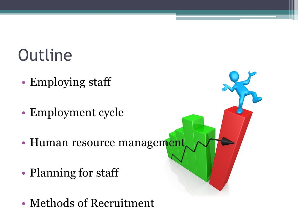 human resources management recruitment and staff The responsibilities of a human resource manager fall into three major areas:  staffing, employee compensation and benefits, and defining/designing work.