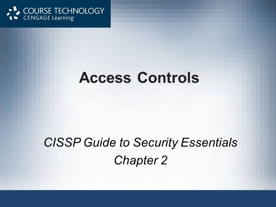 CISSP online training Inside the access control domain