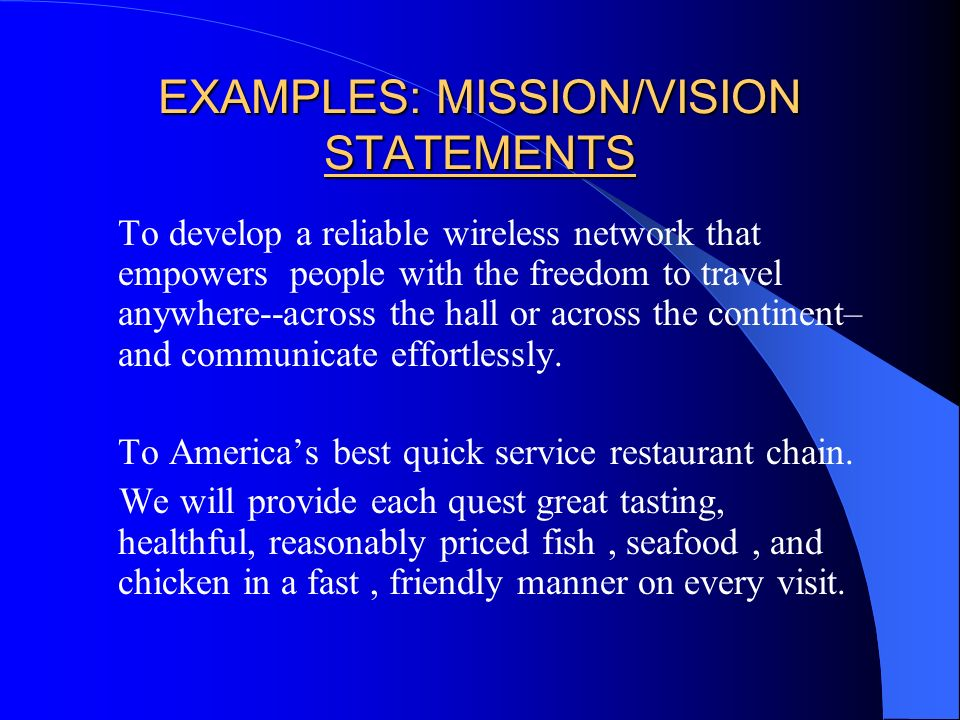 Vision Mission Values Marketing Collateral Pinterest How To Write A