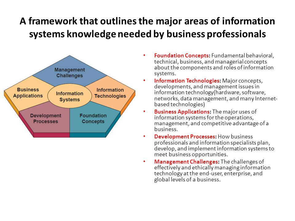 Foundations of Information Systems in Business - PowerPoint PPT Presentation