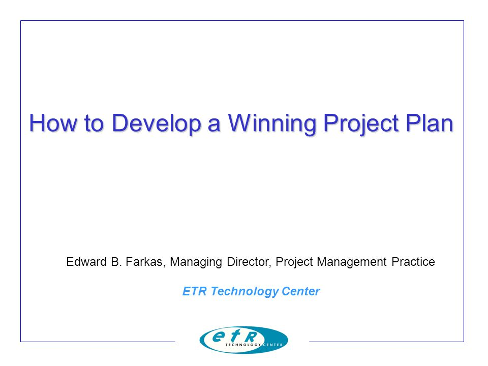 director project management