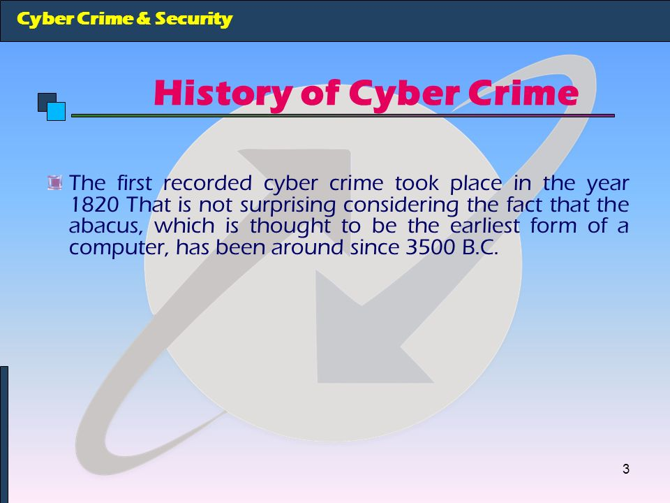 A history of computer crimes in the 1990s