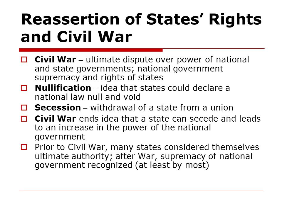 Chapter 3 Federalism. - ppt download