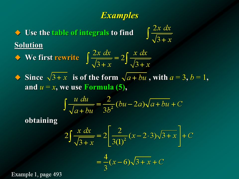 integration by parts examples and solutions pdf