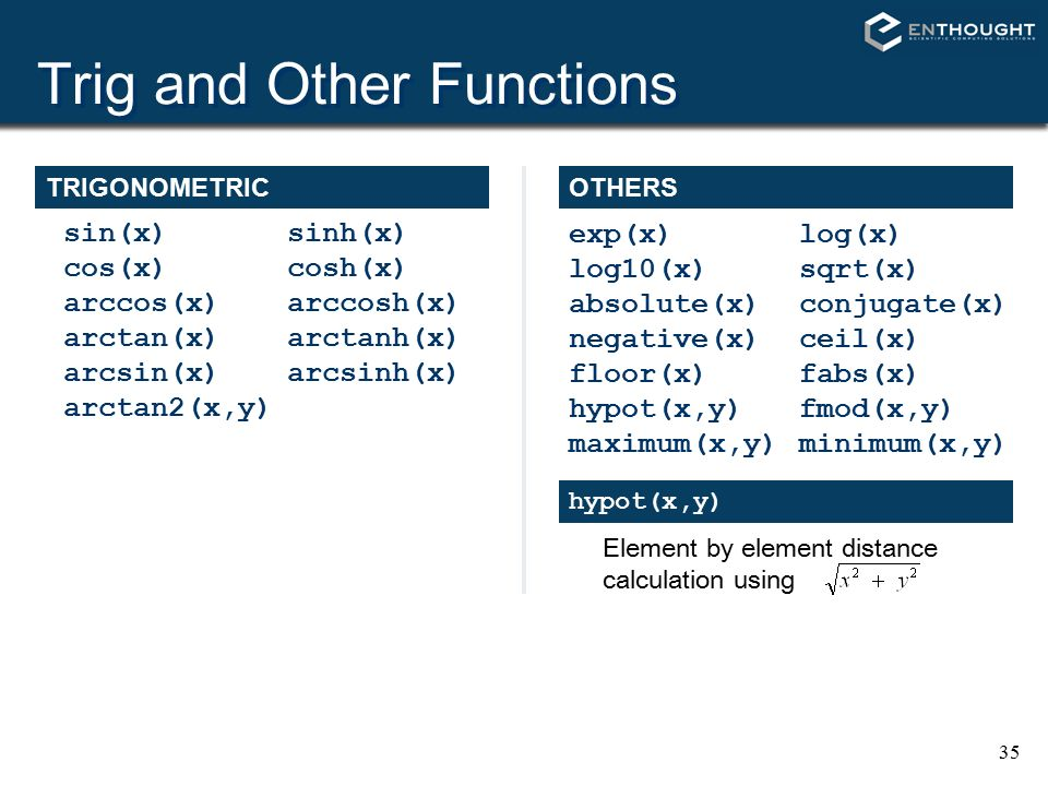 Numpy And Scipy Travis E Oliphant Enthought Inc Ppt