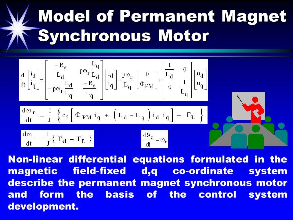 Dodds j stephen vittek j n ppt video online download for Permanent magnet synchronous motor drive