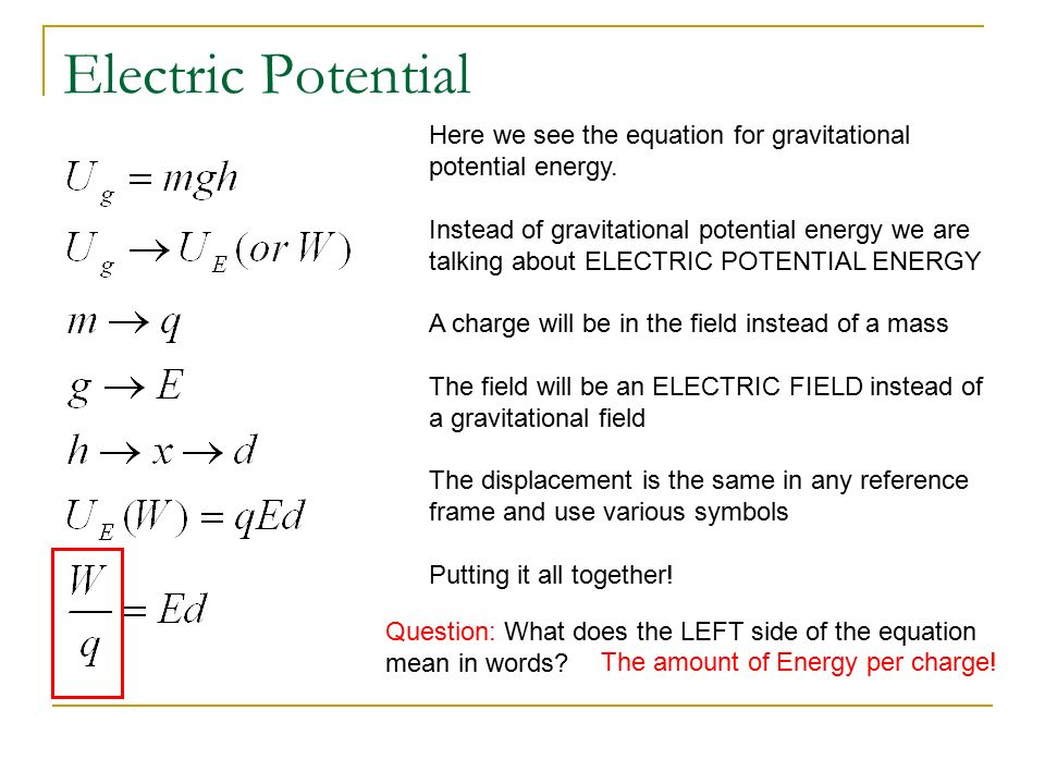 Electric Fields And Forces Ppt Download