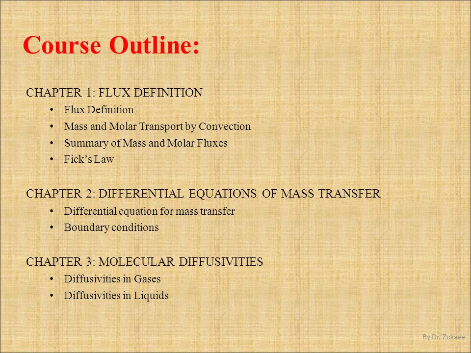 two film theory of mass transfer pdf