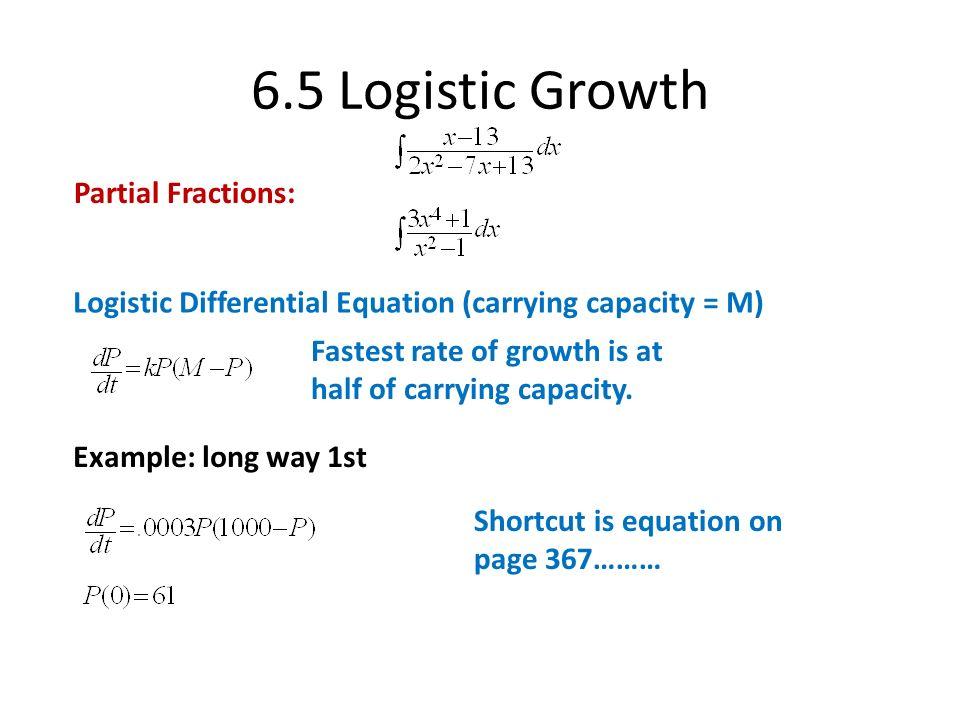 chapter 6 ap calculus bc