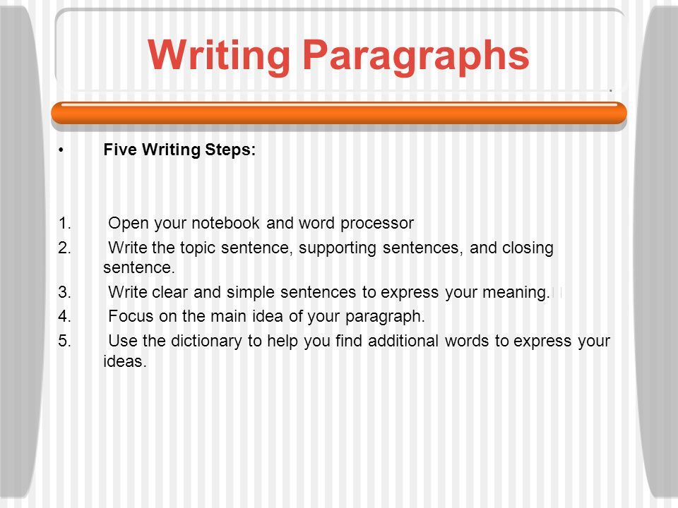 the opening and closing stages essay The last line of the essay is just as important as the first the opening line sets a  stage of intrigue and the closing line makes the final mark don't miss the chance .