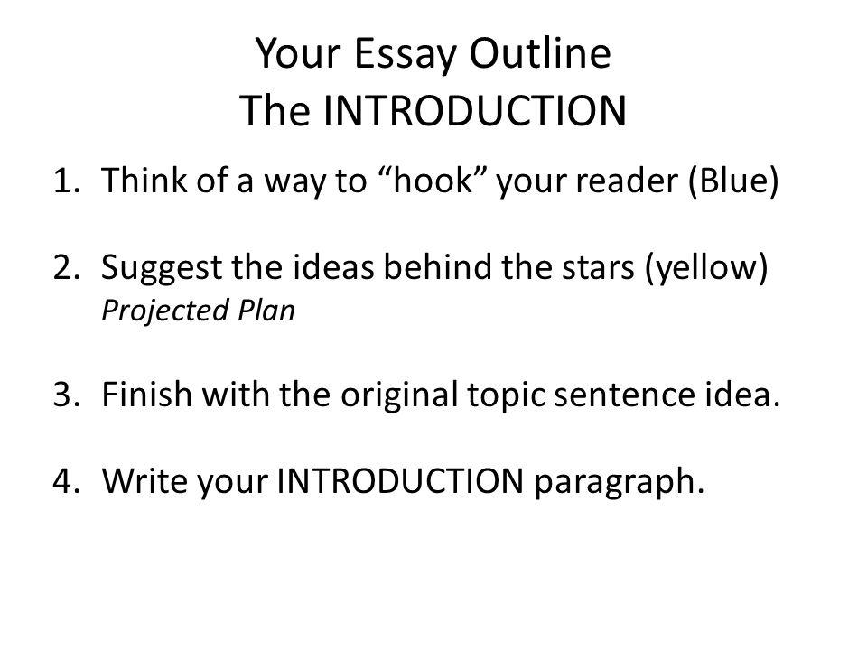 henry 8 essay outline