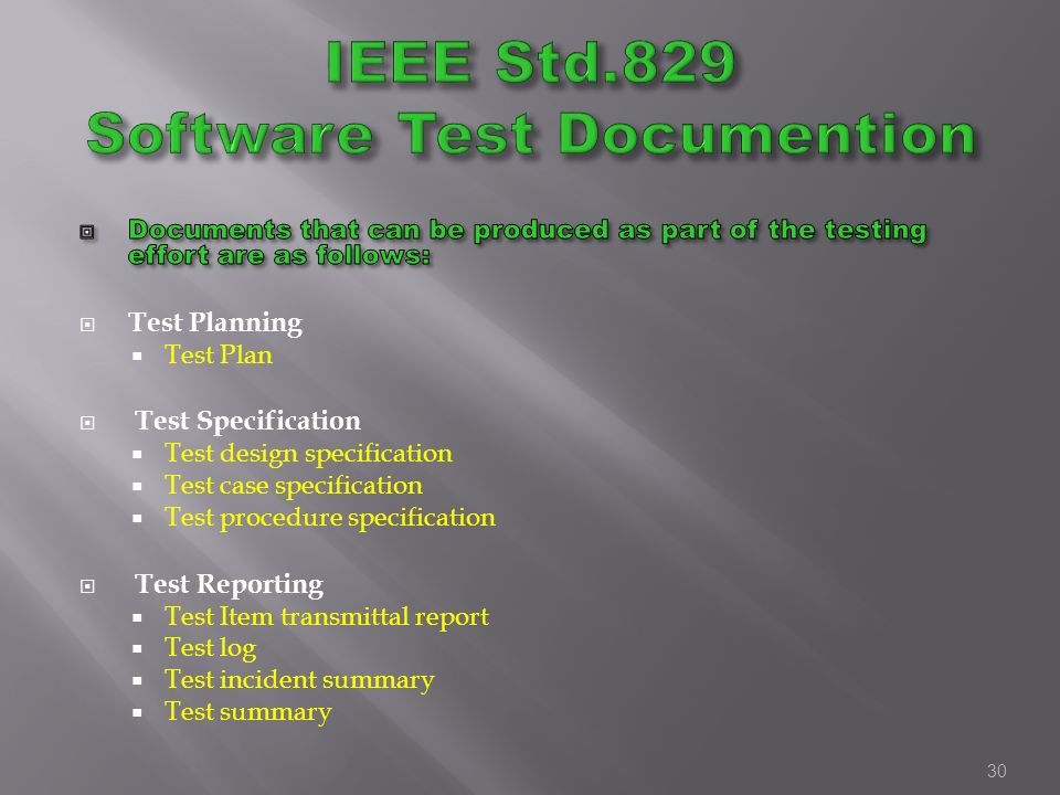 Software Quality Assurance Sqa – Swe Ppt Video Online Download