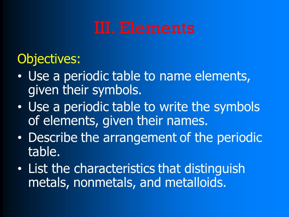 Introduction To Chemistry Ppt Download