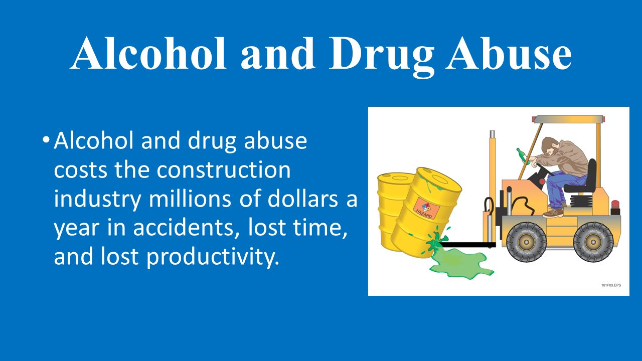 Alcohol & Substance Abuse Symptoms