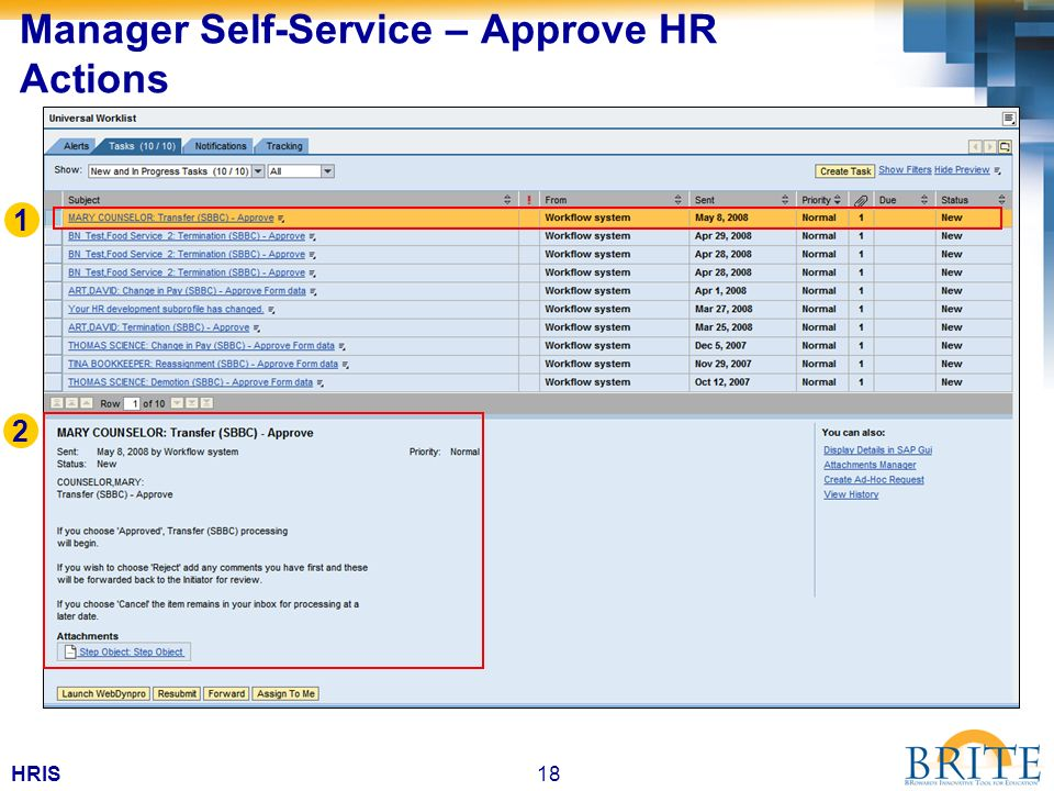 manage hr services task 1 Reporting on the workforce is one of the hr's essential tasks when done right, it offers three key benefits for both hr and management.