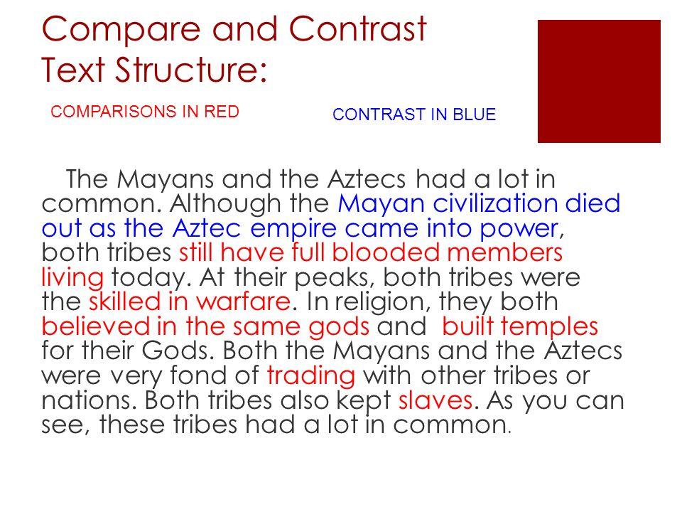 Compare and Contrast ancient Civilizations Essay Sample
