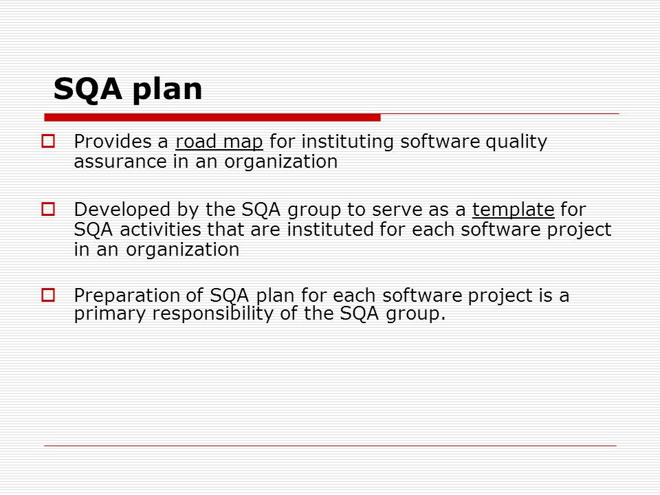 Unit-Ii Chapter : Software Quality Assurance(Sqa) - Ppt Video