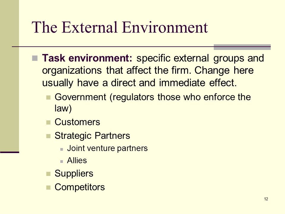 organizations general task and internal environments 2013 coso framework overview  • the committee of sponsoring organizations of  framework updates driven by changes in business and operating environments.