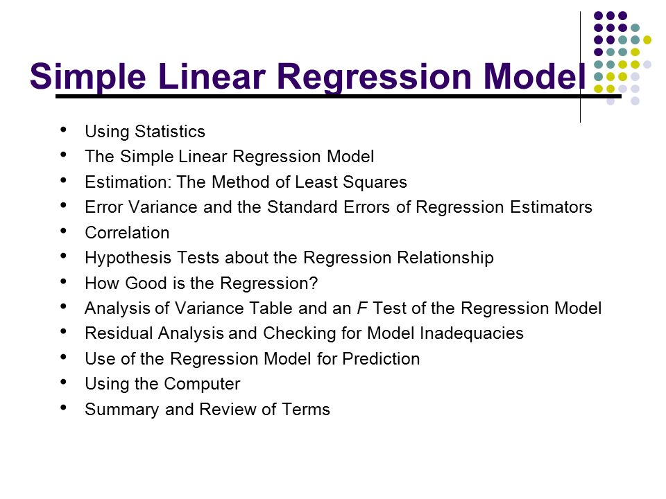 regression analysis Mark dodge is a former senior technical writer for the microsoft office user assistance group, and is the coauthor of four editions of running microsoft excel he was also a technical editor for over a dozen books on microsoft applications mark has been honored with six awards from the society for.