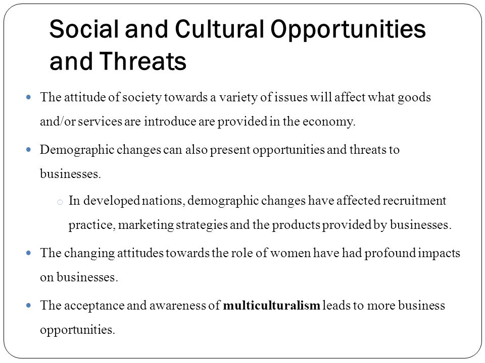 demographic changes and business opportunities economics essay Working papers ideas economic literature  business opportunities and challenges for the us in latin america  latin america should be a fertile source of.