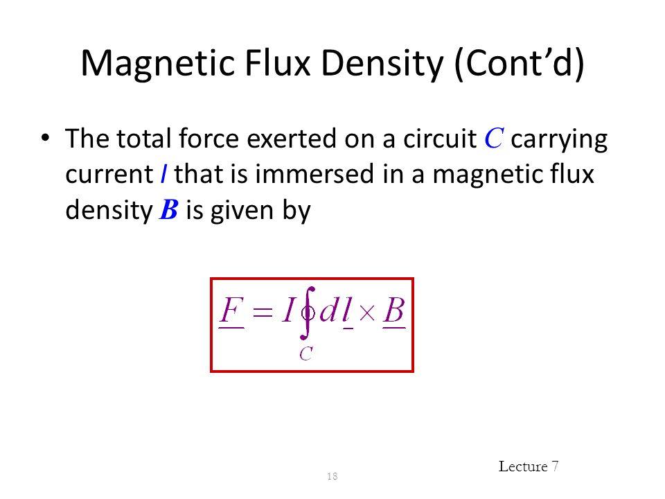 magnetic flux density - photo #40