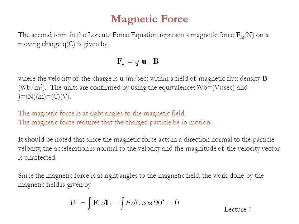magnetic flux density formula - photo #14