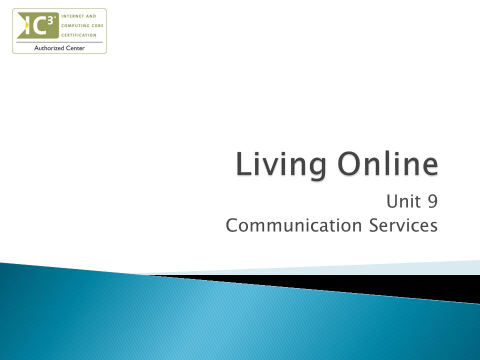 Essay on communication services on internet