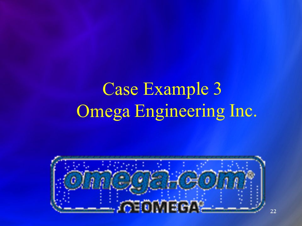 omega research inc a case study reston Learn more about fish oil at reston hospital center supplement forms/alternate names docosahexaenoic acid (dha) eicosapentaenoic acid (epa) omega-3 fatty.