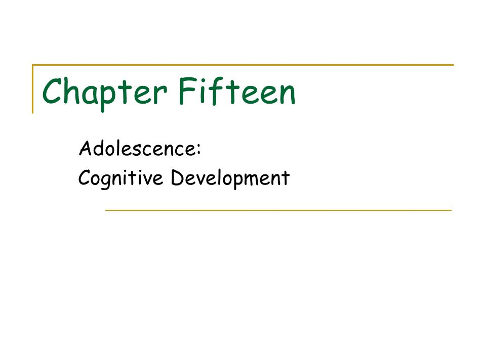 biosocial cognitive psychosocial developmental adolescence Cognitive development in psychology refers to how the individual develops his  logical, reasoning and other mental faculties it includes the individual's.