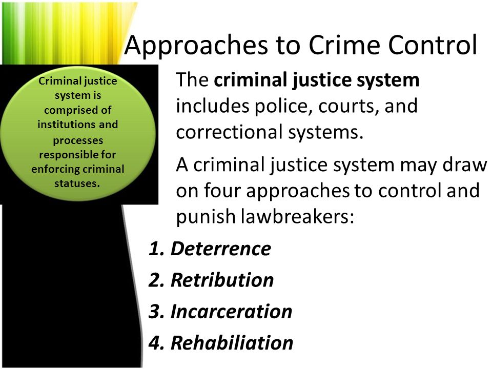 deviance and the correctional system Deconstructing correctional officer deviance:  the united states jail and prison system has experiencd a long history of discriminatory behavior directed toward .