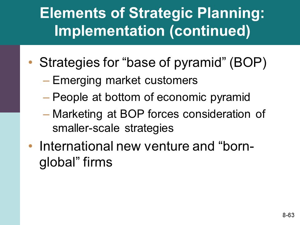 marketing to the bop Hystra is a global consulting firm specialized in inclusive business we support corporations, social businesses and social investors in designing sustainable and scalable strategies for the.