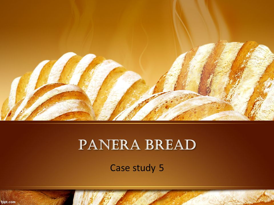 panera bread case study Panera Bread Case Study - What Is Panera Bread's Strategy?
