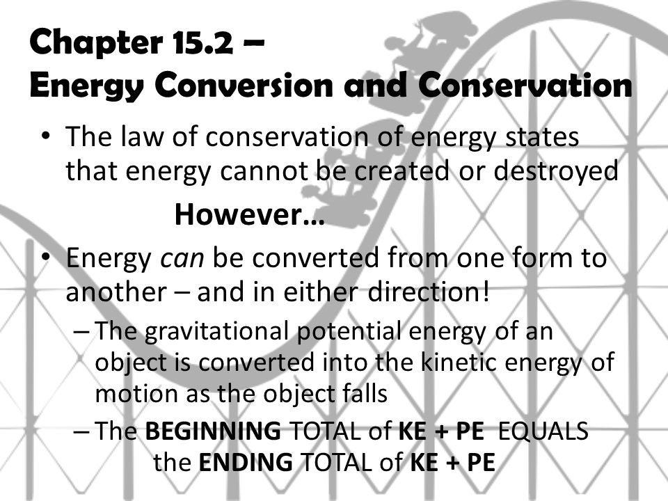 ENERGY Vocabulary – 15.1 (10 words) Today: Energy and its forms ...