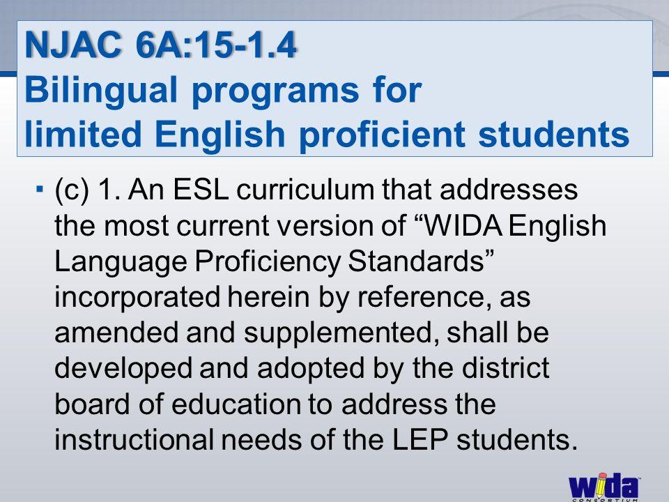 "america needs bilingual programs essay As with the data on els in bilingual programs ""bilingual education programs: ""the reinvention of bilingual education in america's schools."