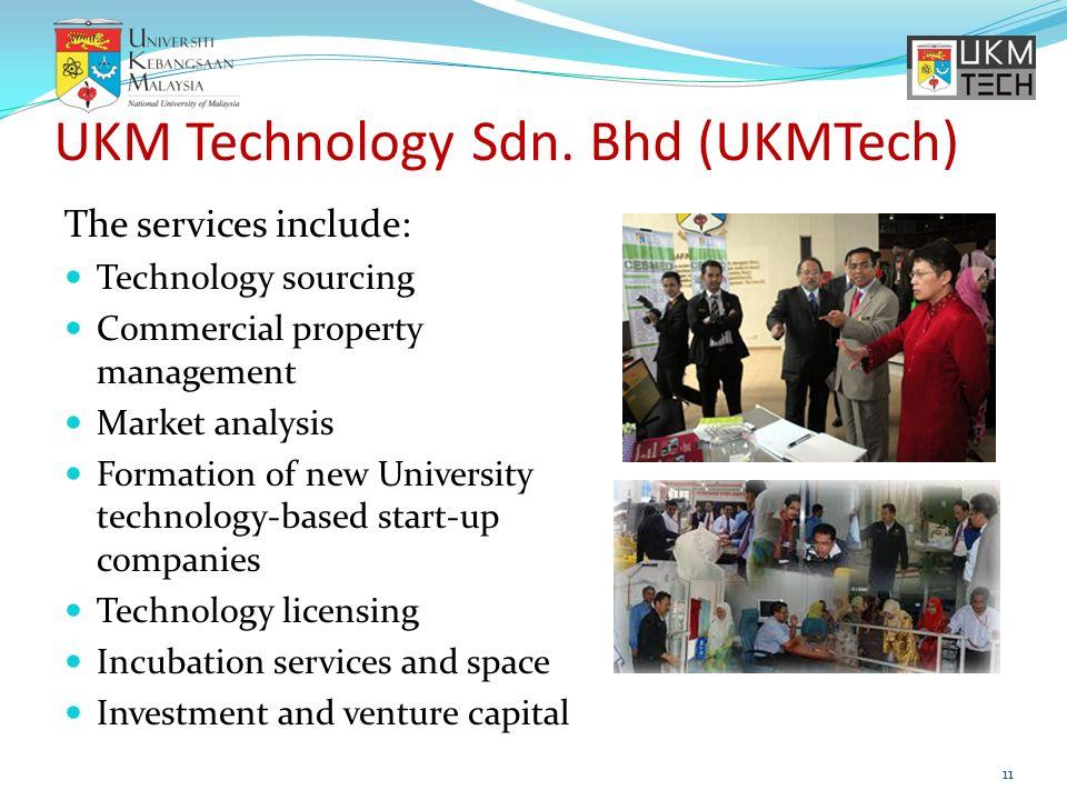 UKM Technology Sdn. Bhd (UKMTech)