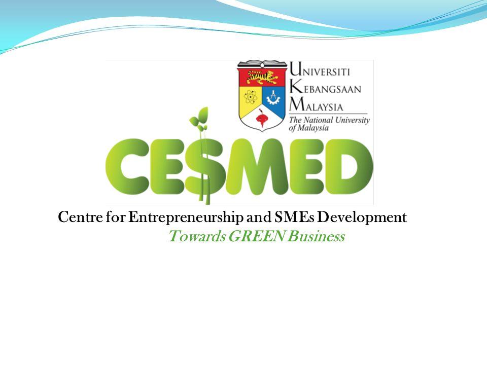 Towards GREEN Business