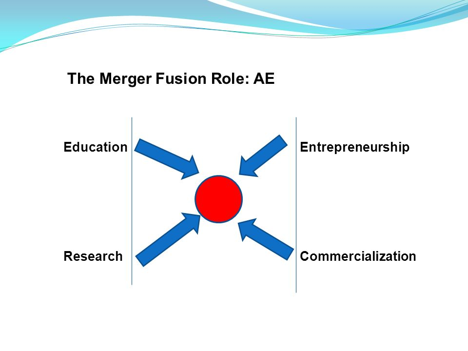 The Merger Fusion Role: AE