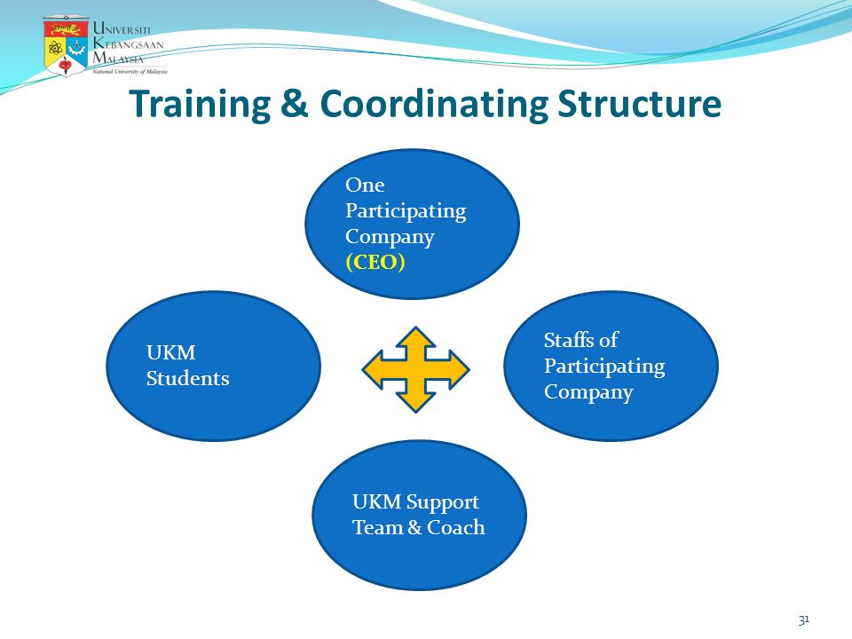 Training & Coordinating Structure