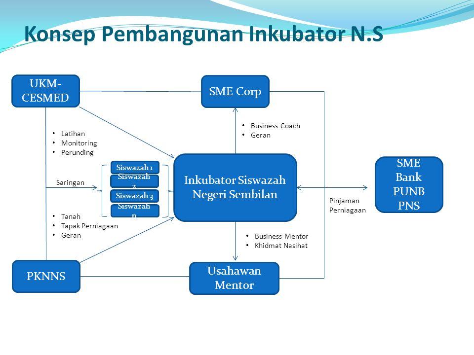 Konsep Pembangunan Inkubator N.S